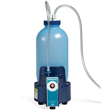 Perfect Bel Art Vacuum Aspirator Collection System; 1.0 Gallon Bottle With Pump  (F19917