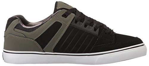 DVS Shoes Celsius CT, Sneaker Uomo Schwarz (Black Olive Nubuck)