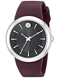 Philip Stein Unisex F36S-LCB-PR Colors Analog Display Japanese Quartz Purple Watch