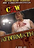 CZW- Combat Zone Wrestling- Aftermath Double DVD-R Set
