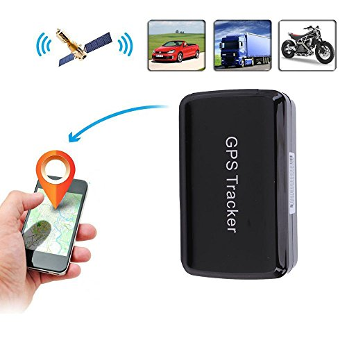 ong Magnet for Car/Vehicle/Van Truck Fleet Management GPS Locator Realtime Accurate Location Device Waterproof 30 Days Long Standby Remove Alarm Free Tracking Platform ()