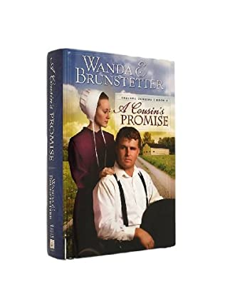 book cover of A Cousin\'s Promise