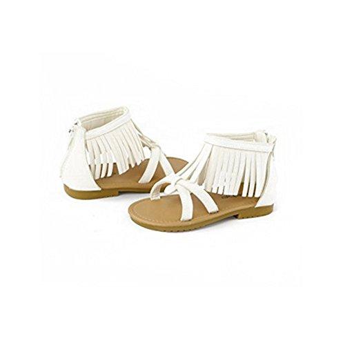 97c2068168bd Sara Toddler Fringe Sandals Zipper product image