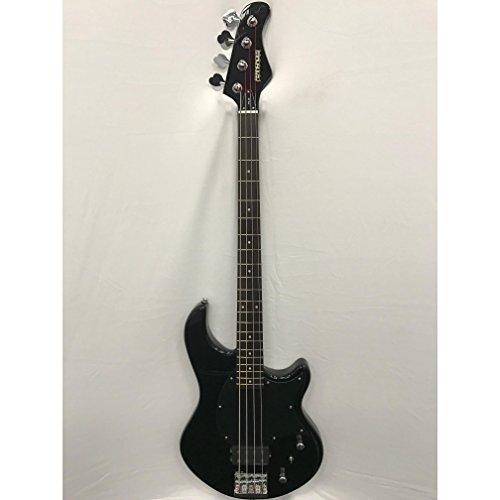Fernandes Atlas - Fernandes Atlas 5 Deluxe Bass Guitar - Black