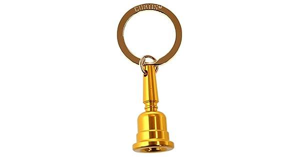 Amazon.com: Curtis bolsas Trombón Boquilla clave Cadena ...