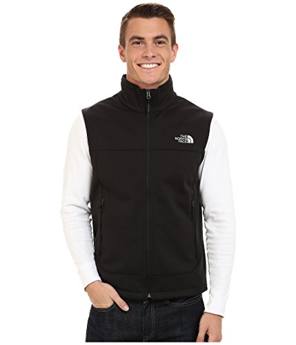 - The North Face Men's Canyonwall Vest, TNF Black SM