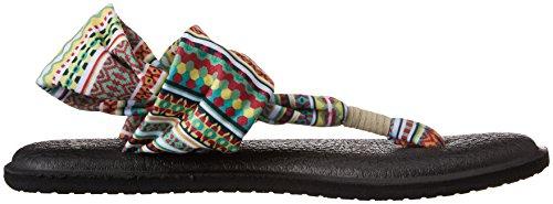 Sling Sanuk 2 Yoga Blanket Women's Citrus Flop Lanai Flip E7q17rw