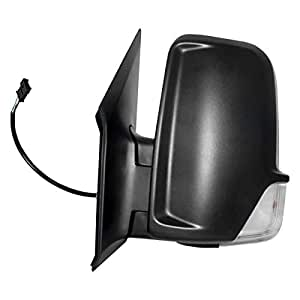 Amazon Com Value Left Door Mirror Power With Heated Glass