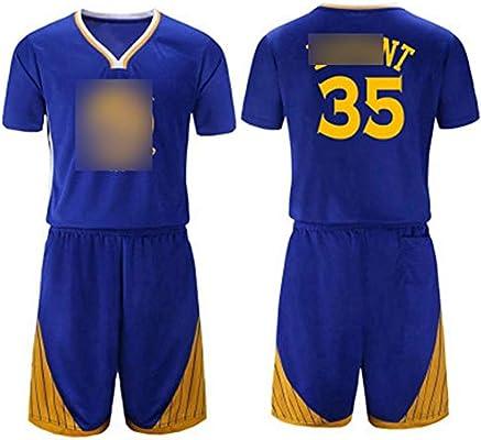 huge discount 06227 7f38c Golden State #30 Kevin Durant Basketball Game Uniforms Short ...