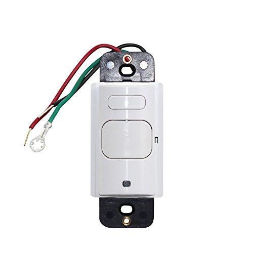 Hubbell AP1277W1 Adaptive Technology Wall Switch, Passive...
