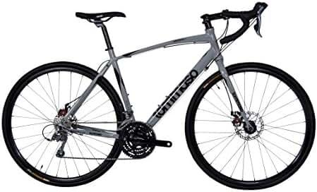 Tommaso Sentiero Compact Gravel Road Bike w/ Disc Brakes