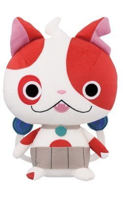 "Movie ""Yo-kai Watch"" Super DX Plush Toy - Buchinyan & Dark"
