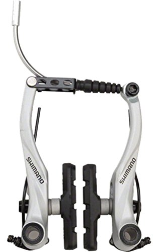 SHIMANO Mountain Bicycle V-Brake - BR-T4000 (Silver - ()