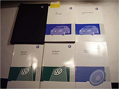 2007 volkswagen jetta owners manual volkswagen car 2007 volkswagen jetta owners manual volkswagen amazon com books fandeluxe