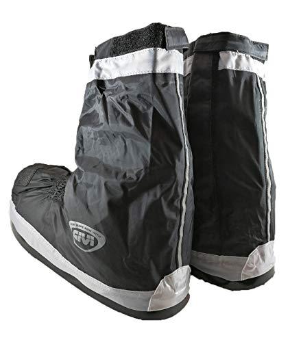 Givi Overboot/Overshoe Short Waterproof Rain Shoe Boot Cover (L)
