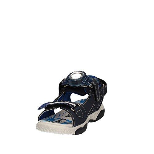 SUPERJUMP COLLEZIONE AMERICA chaussures bébé SJ2974 sandales VICTOR BLUE JEANS Blue lVdu0q1Dk3