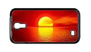 Cool Painting red color Snap-on Hard Back Case Cover Shell for Samsung GALAXY S4 I9500 I9502 I9508 I959 -290