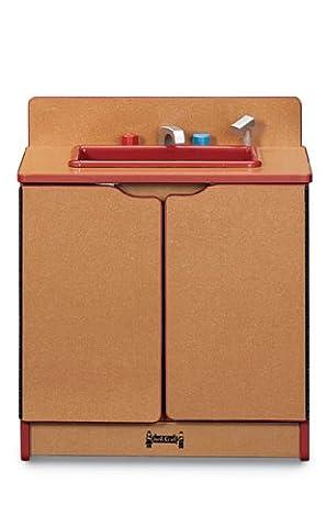 Sproutz Kinder-Kitchen Sink - Red - Jonti Craft Kinder Kitchen