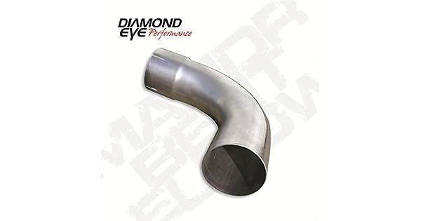 Amazon.com: Diamond Eye Fabricación 524511 Codos de escape ...