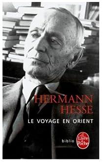 Le Voyage en Orient par Hesse