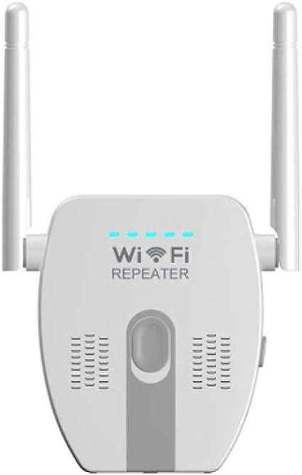 YANKAN 300M Repetidor WiFi SeñAl Amplificador Red InaláMbrica ...