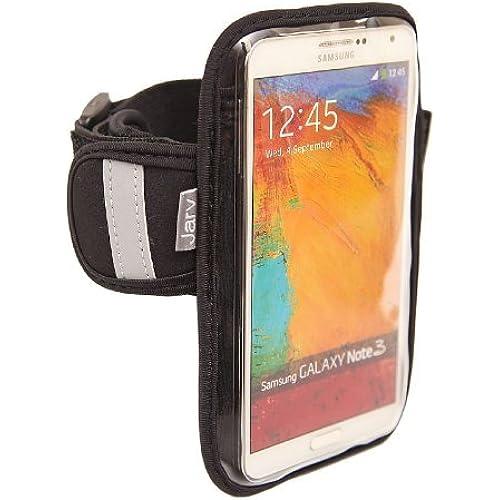 Running Armband, Premium Sports Armband for Samsung Galaxy Note 5 4 Edge S8 S7 S6 Phones w/ Sweatproof Neoprene Reflective Strap Sales