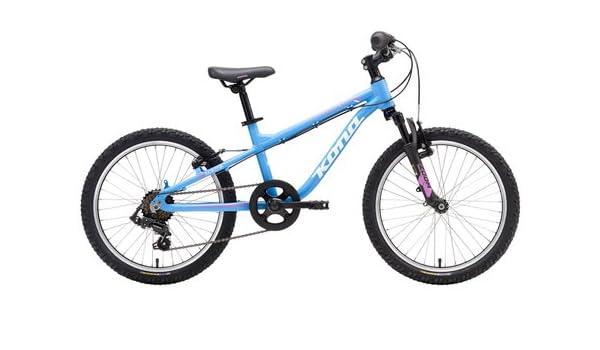 Niños Bicicleta Kona Makena Azul 2017 + regalo: Amazon.es ...