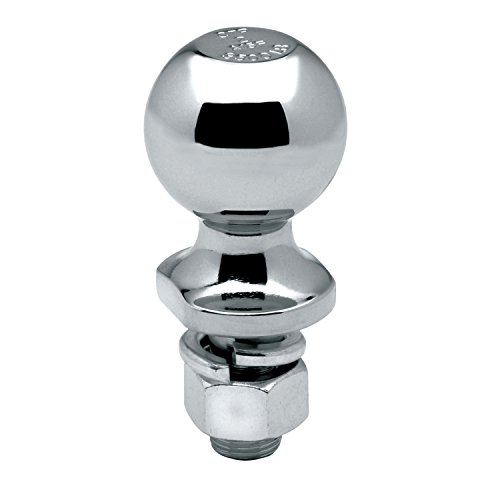 Reese 63820 Tow Ready Chrome Hitch Ball - 2