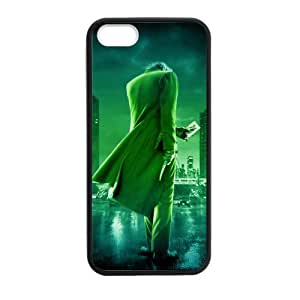 diy zhengDIY Design Cute The Joker Why So Serious-Protective TPU Cover Case for Ipod Touch 5 5th // (Laser Technology)case Perfect as Christmas gift05