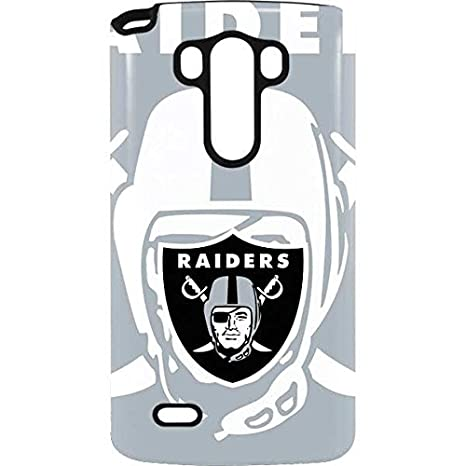 Amazon.com: NFL Oakland Raiders LG G3 Stylus Pro Caso ...