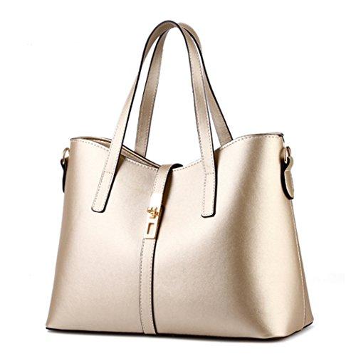 Handbag Shoulder Fashion New Tote Lady Crossbody Gold Women Purse Bag Luxury Messenger Hobo ZSw5wqO