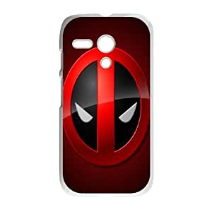 Deadpool Motorola G Cell Phone Case White K3967967