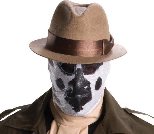 [Watchmen Rorschach Stocking Mask] (Rorschach Costume Halloween)
