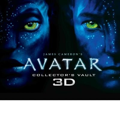 [ James Cameron's Avatar Collector's Vault Book 3D [With 3D Pandora Removable Profiles and 3-D Glasses] ] By Cameron, James ( Author ) [ 2010 ) [ Hardcover ]