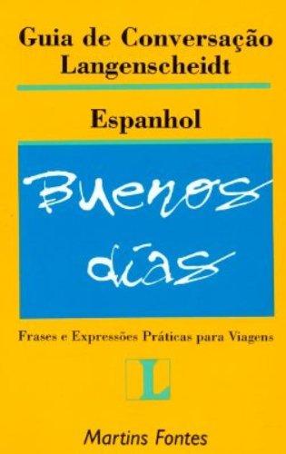 Guia de Conversação Langenscheidt. Espanhol