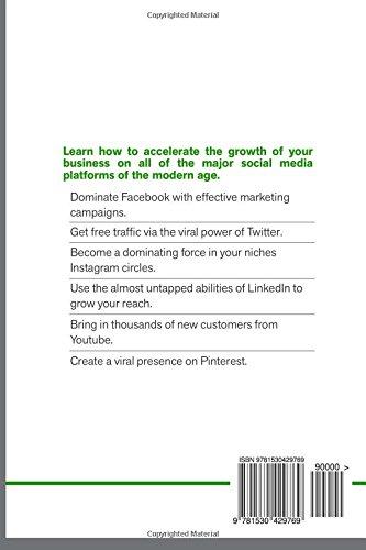 Social Media: Marketing Strategies for Rapid Growth Using