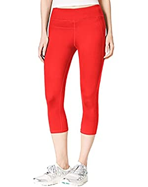 Calvin Klein Performance Cropped Leggings XS Posey