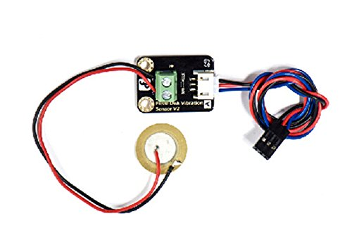 Digital Piezo Disk Vibration Sensor/Can Know The Extent Of Vibration