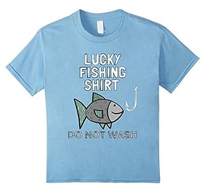 Lucky Fishing Shirt Do Not Wash - Fish Shirt - Funny Fishing