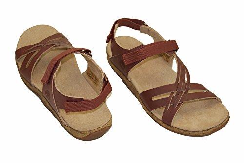 Timberland Braun Modo Di Scuro Donne Braun Sandali Delle I marrone pcRUxq5R