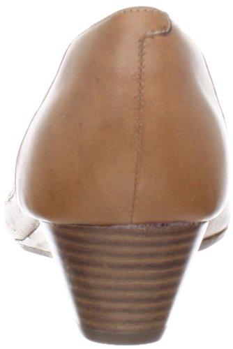 Castle M Wedge Pump 9 Women's Us Ryla cognac 5 Clarks qCZ6pxT