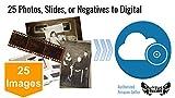 25 Images - Photo, Slide, Negatives Scanning Service to Digital JPEG. 600dpi. by Lotus Media