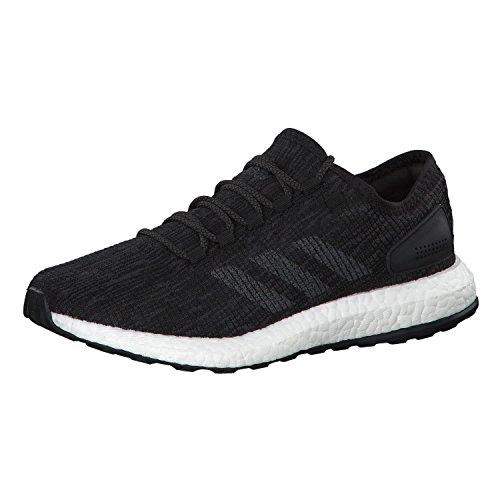 adidas Pureboost, Scarpe Running Uomo Nero (Cblack/Dgsogr/Dgsogr Cblack/Dgsogr/Dgsogr)