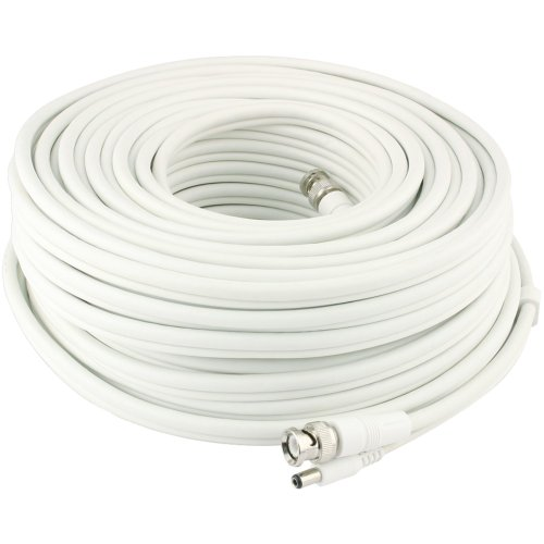 (Swann Fire-Rated Bnc Extension Cable (50 Feet) SWPRO-15MFRC-GL)