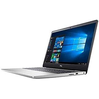 2020 Dell Inspiron 5000 15.6-inch FHD Touchscreen Laptop PC, Intel 10th Gen Quad Core i7-1065G7 Processor, 8GB DDR4 Memory, 512GB SSD, Backlit Keyboard, Bluetooth, Windows 10, Silver