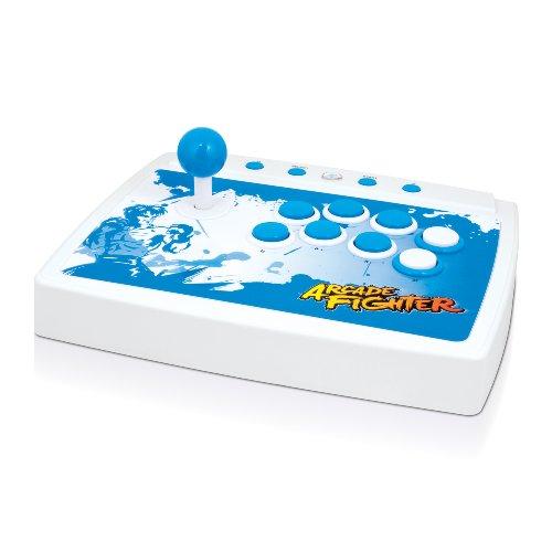 Arcade Fighter - Nintendo Wii (White)
