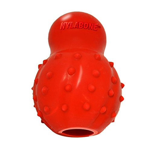 Nylabone Stuffable Chew Toy for Dogs, Medium