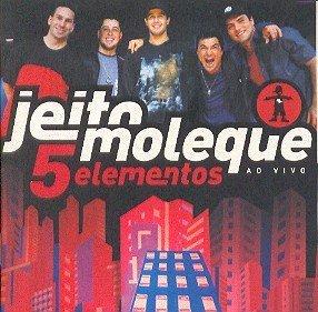 ELEMENTOS 5 CD BAIXAR MOLEQUE VIVO JEITO