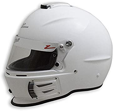 Zamp RZ-42 Kevlar Mix SNELL SA2015 Helmet White XX-Large