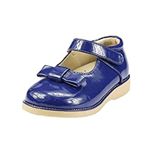 The Doll Maker Girl's Toddler Little Kids Mary Jane Flat School Dress Shoes